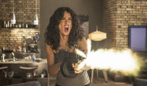 Everly Movie (2015) Salma Hayek
