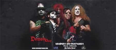 Demonboy-band
