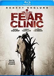 FEAR CLINIC Blu-ray small