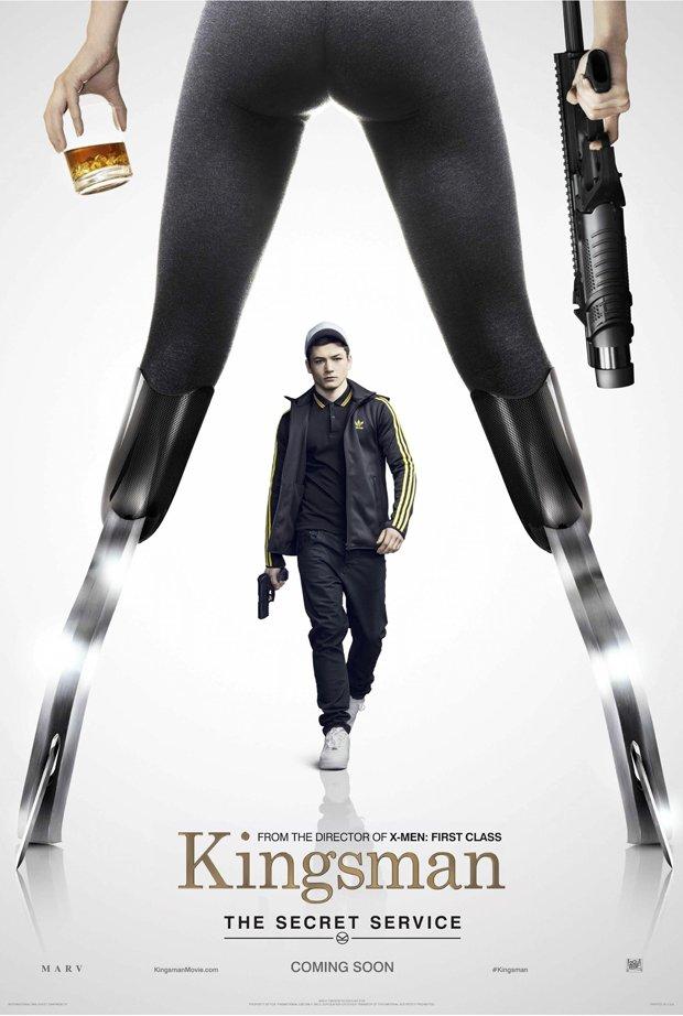Film Review Kingsman The Secret Service 2015 Hnn