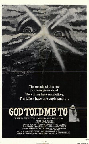 2015_03_04 - GOD TOLD ME TO