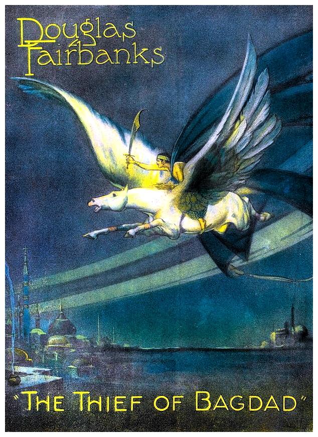 Thief Of Bagdad poster