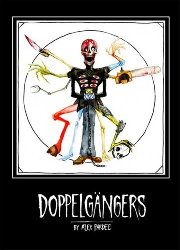 Alex-Pardee-Doppelgangers-book
