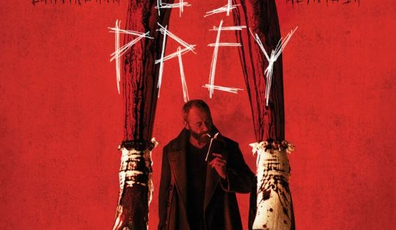 LET US PREY - A New Breed Of Screen Villain Takes Over!