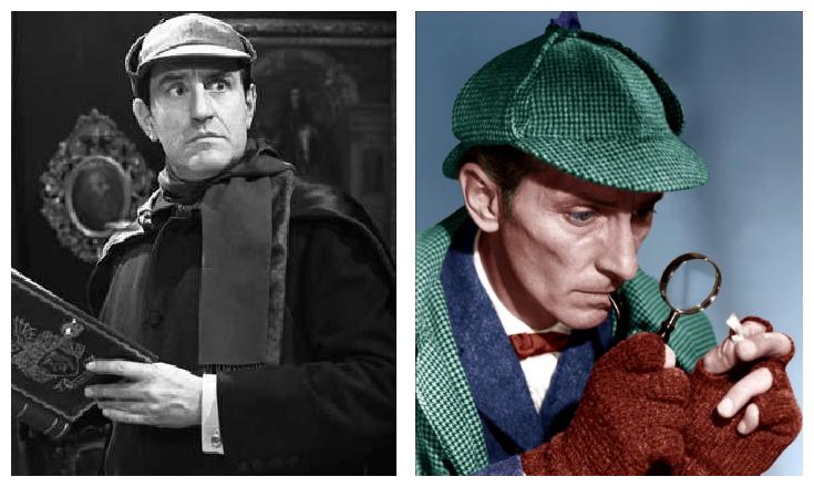 Sherlock Holmes TV 1