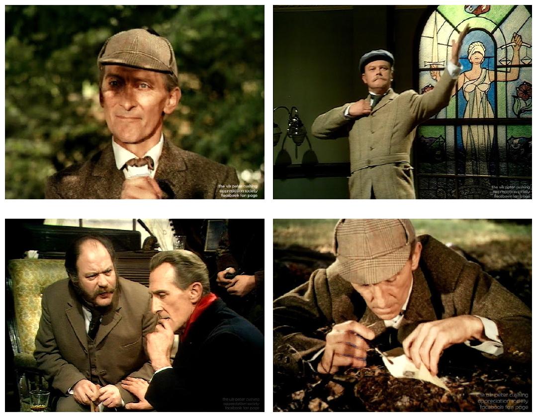 Sherlock Holmes TV 13