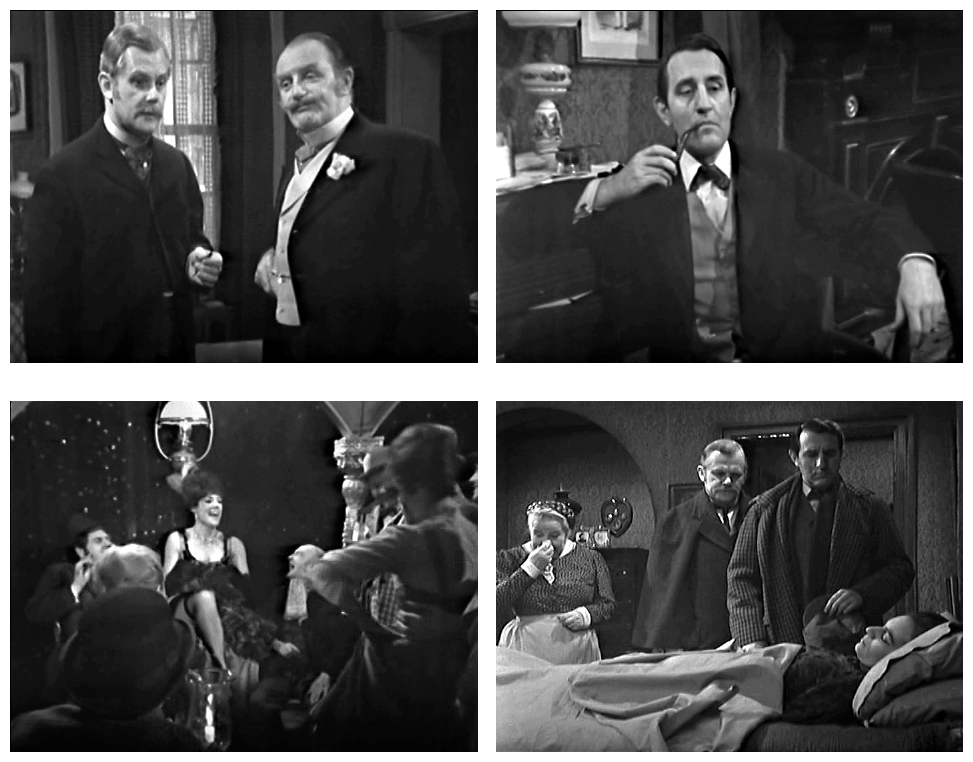 Sherlock Holmes TV 3
