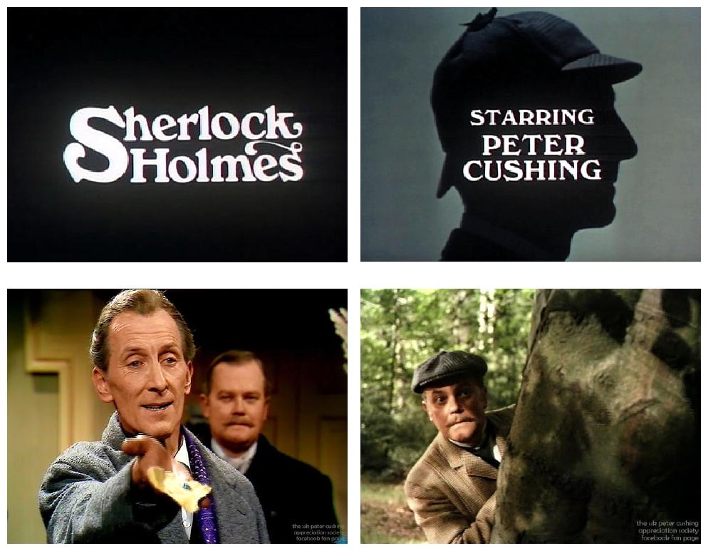 Sherlock Holmes TV 8