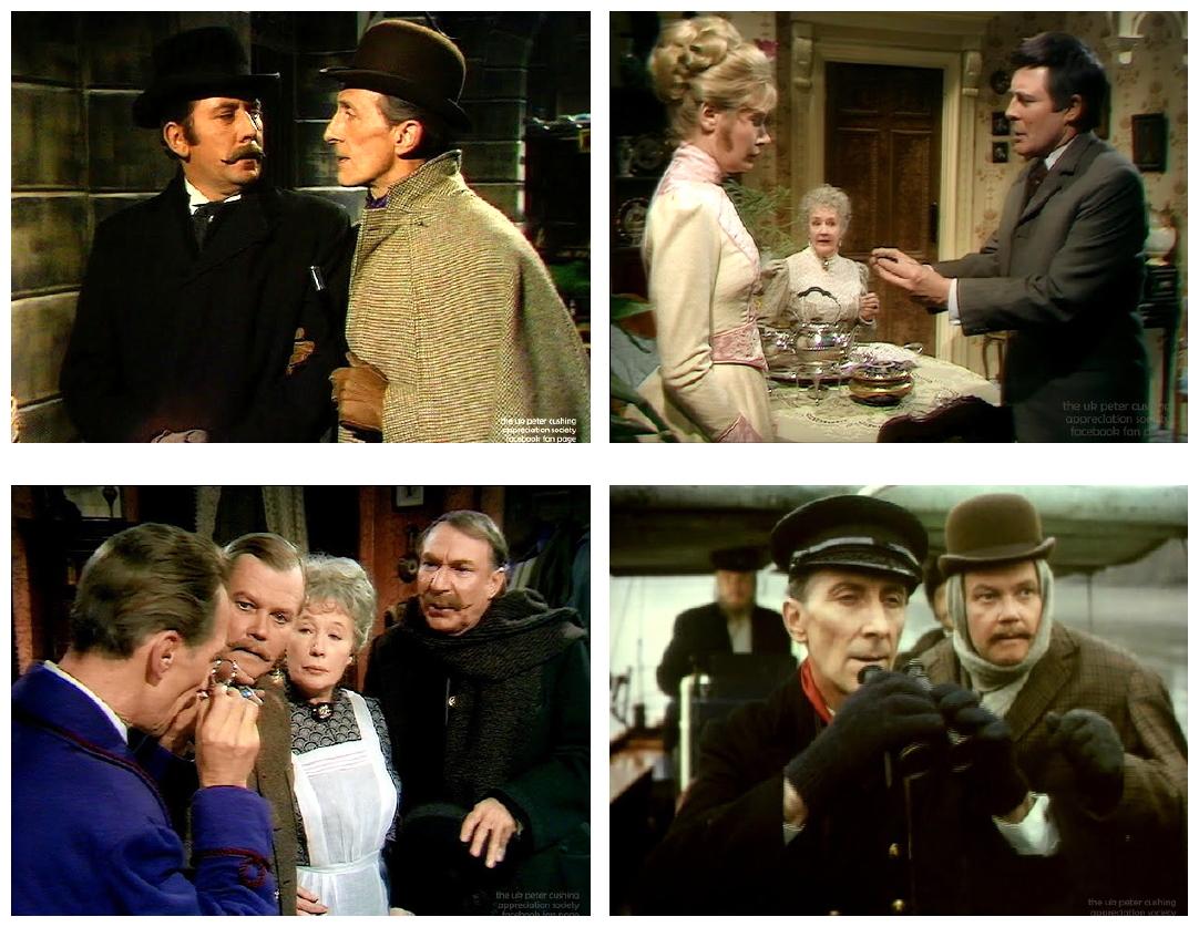 Sherlock Holmes TV 9