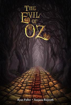 The-Evil-of-Oz-graphic-novel