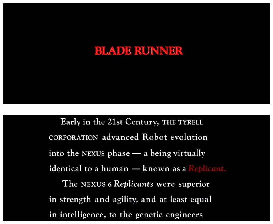 Blade Runner photo 1