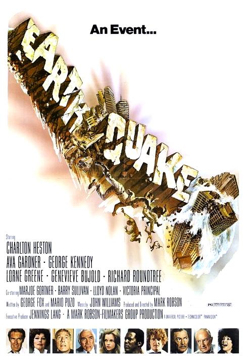 Earthquake poster 1