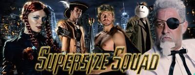 Supersize Squad Banner