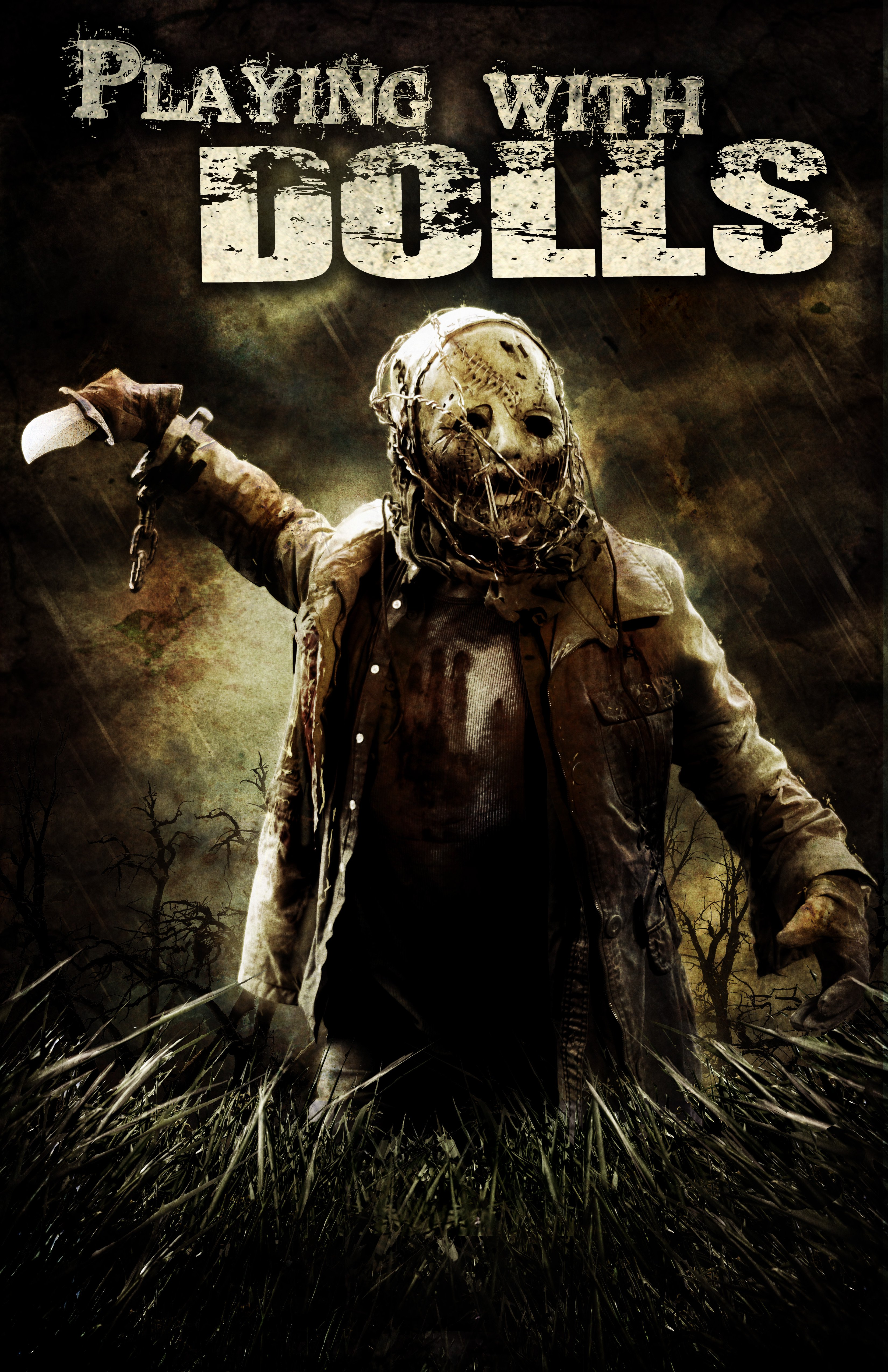 Film Review Playing With Dolls 2015 Hnn