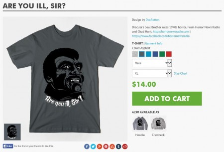 AreYouIllSir-Tshirt