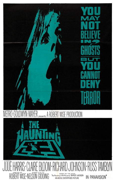 Haunting poster