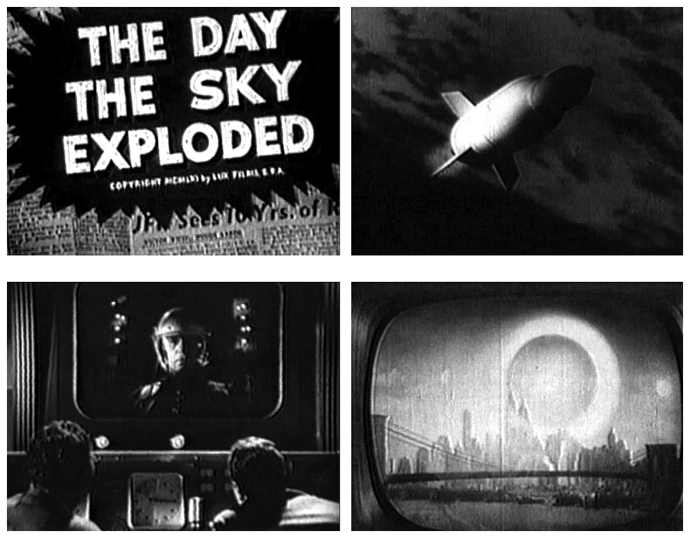 Day The Sky Exploded photos 1