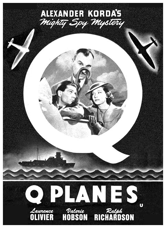Q Planes poster 1