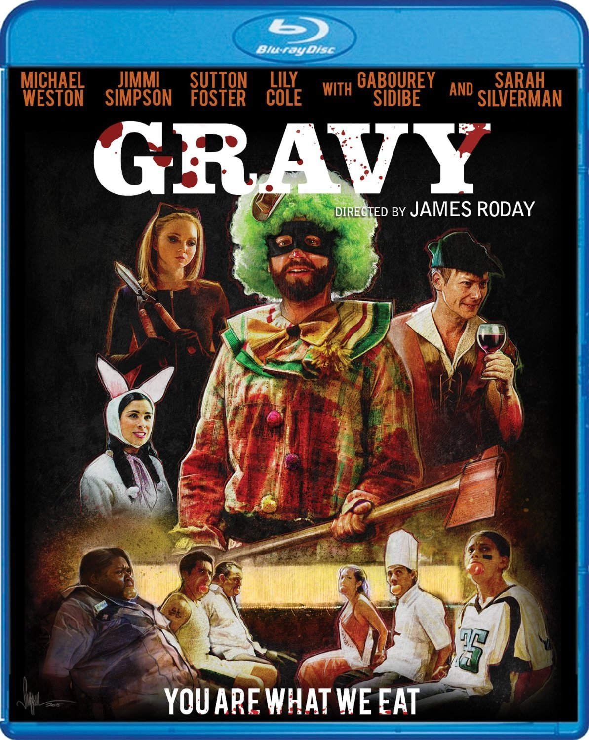 GRAVY Highly-Anticipated Dark Comedy Feature opens Oct | HNN