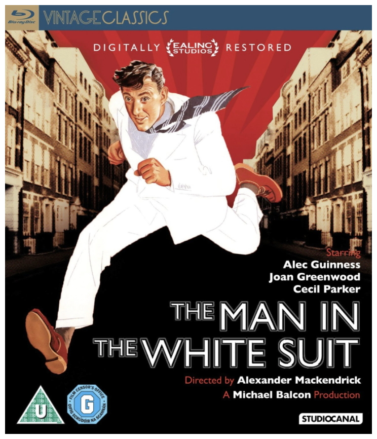 Man In The White Suit DVD