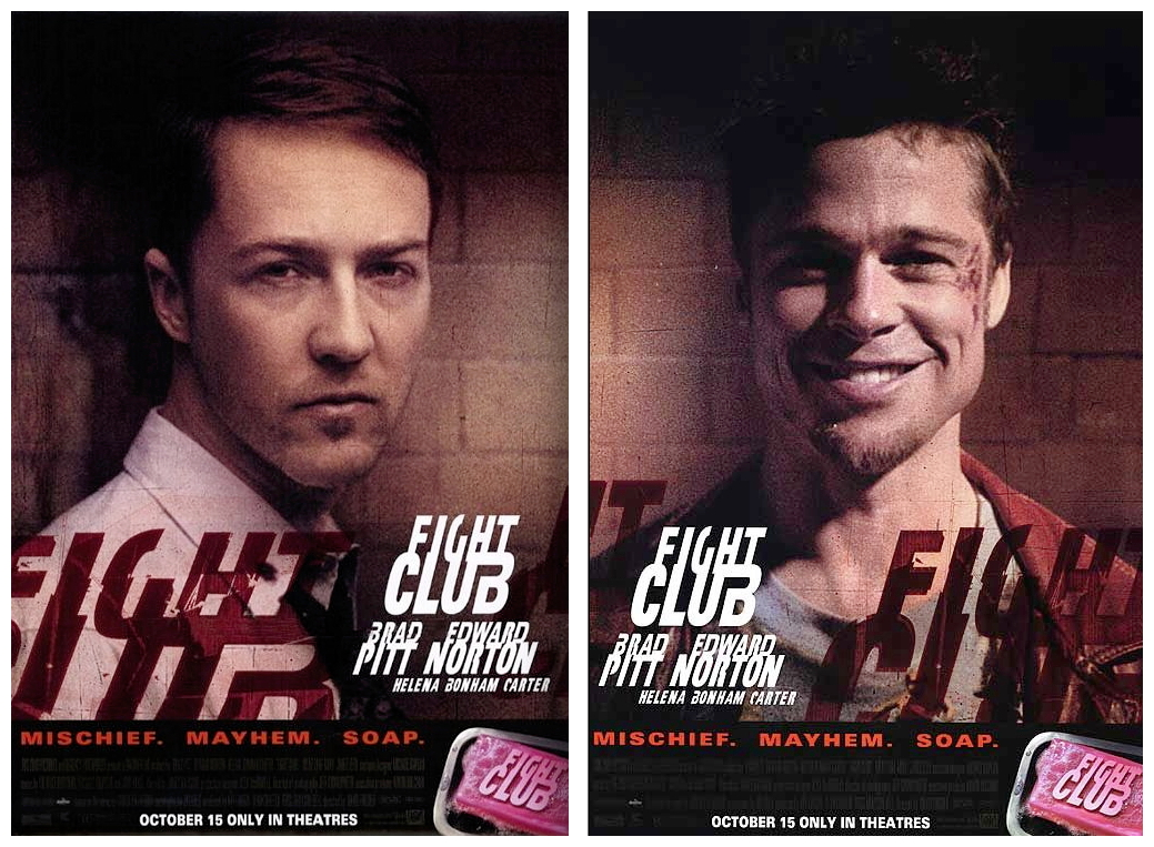 Fight Club posters 1