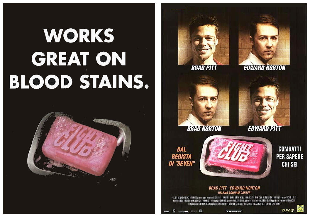 Fight Club posters 2