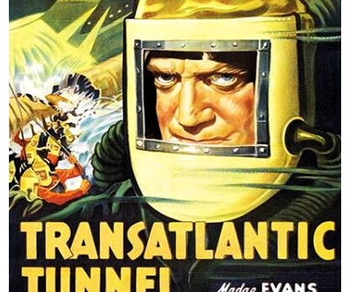 Film Review: Trans-Atlantic Tunnel (1935)