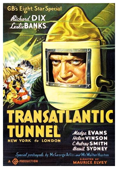 Transatlantic tunnel poster 1