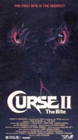 Film Review Curse Ii The Bite 1989 Hnn