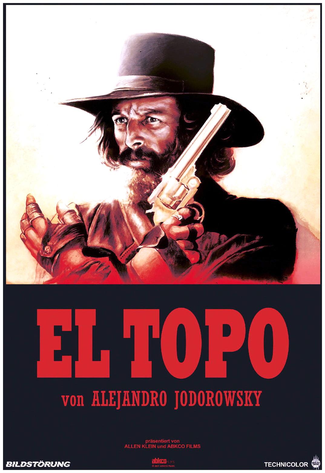 El Topo poster 1