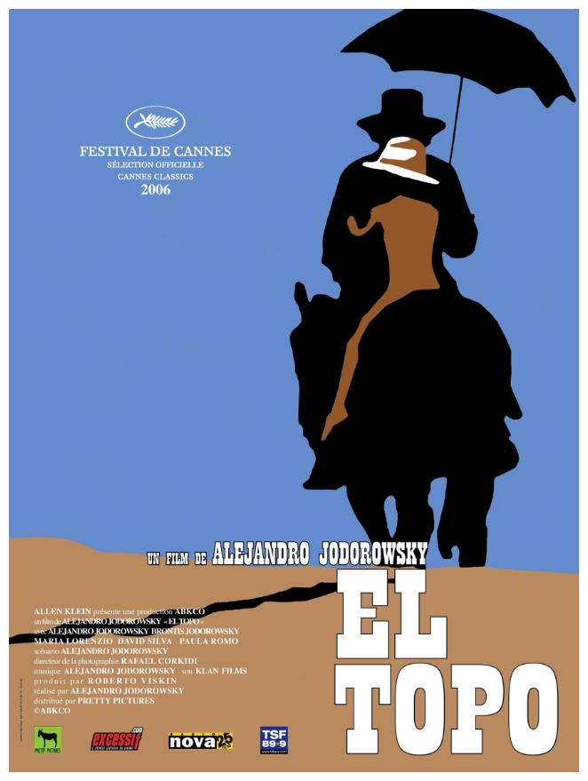 El Topo poster 3