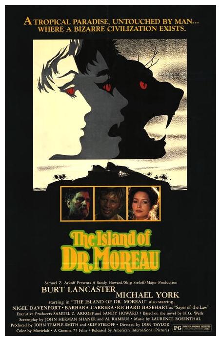 Moreau poster