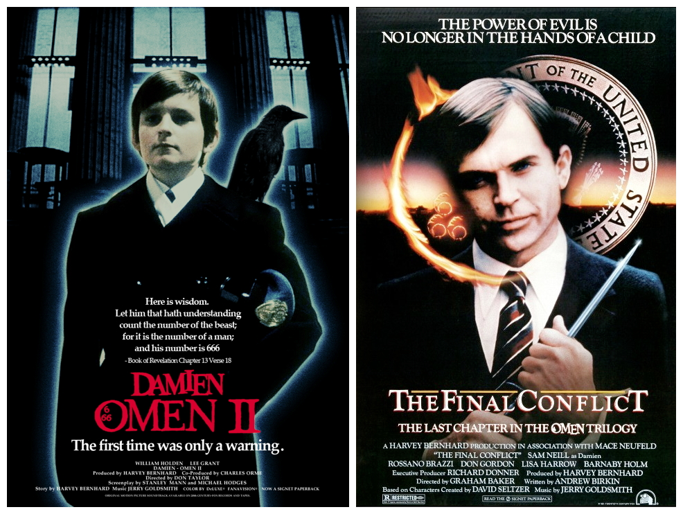 Omen II & Omen III