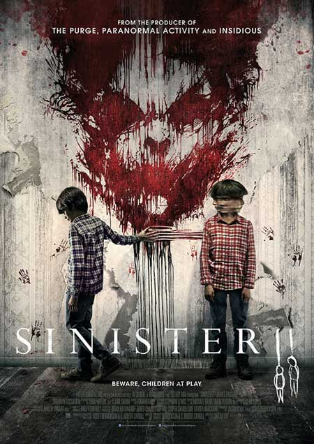Sinister 2 2015 DVD Front Cover id102681 | Covers Resource
