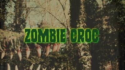 Zombie Croc 9