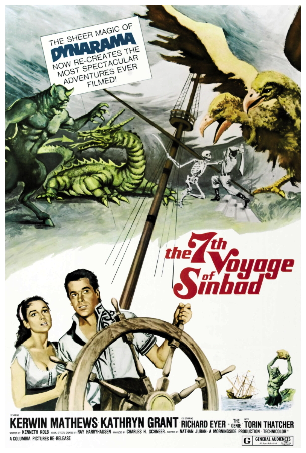 7th Voyage poster