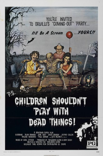 2016_04_03 - CHILDREN SHOULDN'T PLAY WITH DEAD THINGS 002