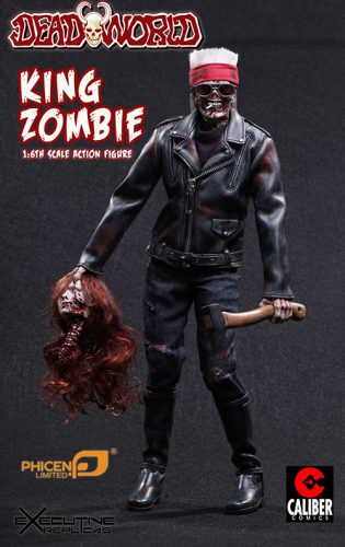 King Zombie Action Figure