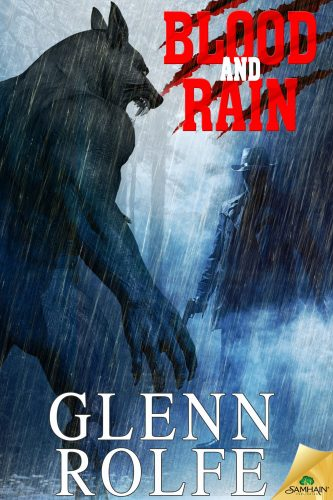 Blood and Rain - Author Glenn Rolfe