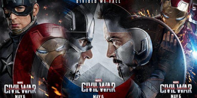 Film Review: Captain America: Civil War (2016)