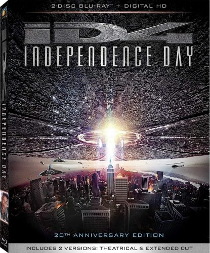independence day bluray 20th anniversary edition