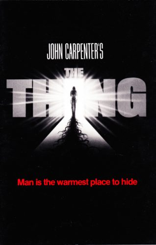 2016_06_02 - THE THING on Blu-ray