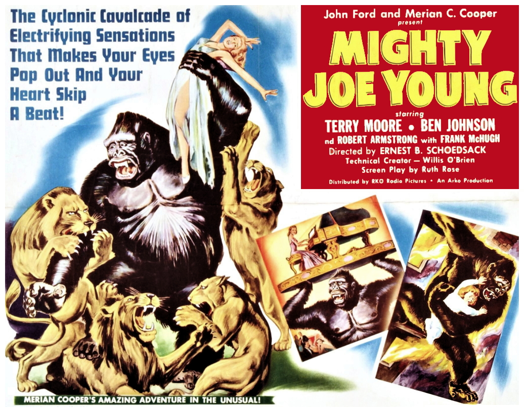 Mighty Joe Young quad