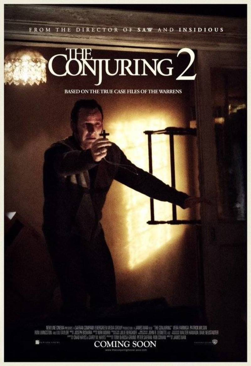 Film Review The Conjuring 2 2016 Hnn