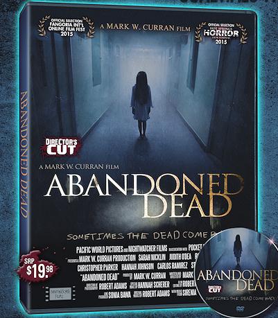 AbandonedDead-DVD