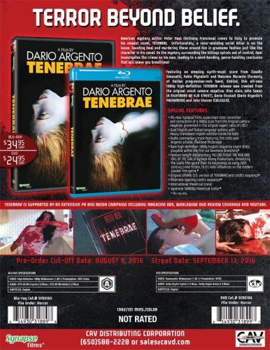 Tenebrae-ad