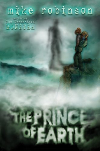The Prince of Earth - Author Mike Robinson-book-cover