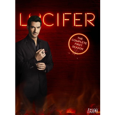 Lucifer The Complete First Season