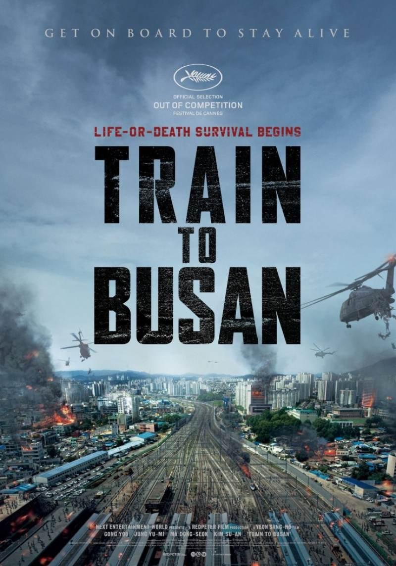 (2016) Review: HNN Film To Train Busan  