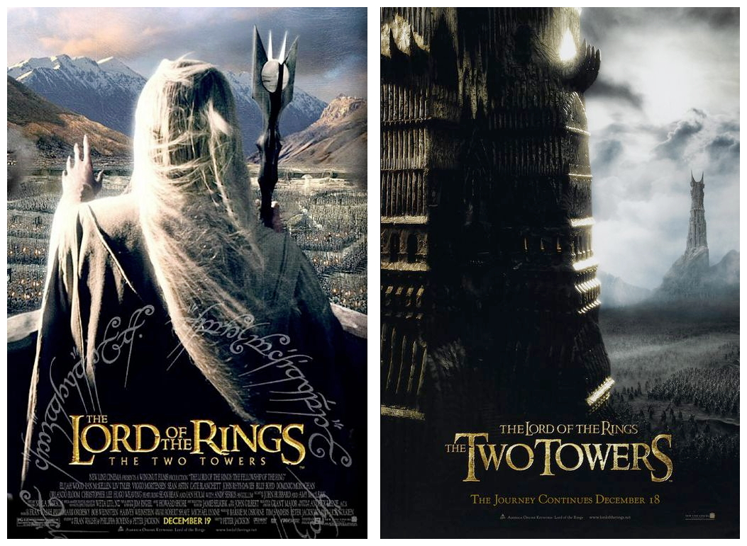 lotr-two-towers-posters